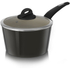 Tower T80806 Porcelain Enamel Sauce Pan - Black - 20cm: Image 1
