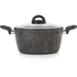 Tower T81272 Forged Casserole Dish - Graphite - 24cm: Image 2