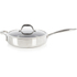 Morphy Richards 79807 Pro Tri Saute Pan - Stainless Steel - 28cm: Image 1