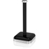 Swan SWKA1040BN Retro Towel Pole - Black: Image 1