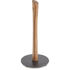 Natural Life NLAS008 Acacia Towel Pole with Slate Base: Image 1