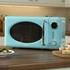 Akai A24006BL Digital Microwave - Blue - 700W: Image 2