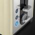 Russell Hobbs 22393 Cantebury 2 Slice Toaster - Cream: Image 4