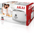 Akai A20001 2 Slice Cool Touch Toaster - White: Image 5
