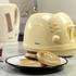 Elgento E20012C 2 Slice Toaster - Cream: Image 2
