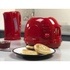 Elgento E20012R 2 Slice Toaster - Red: Image 2