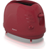 Elgento E20012R 2 Slice Toaster - Red: Image 1