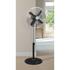 Swan SFA1020BN Retro Stand Fan - Black - 16 Inch: Image 3