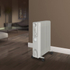 Warmlite WL43005Y Oil Filled Radiator - White - 2500W: Image 4