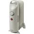 Warmlite WL43002Y Oil Filled Radiator - White - 650W: Image 1