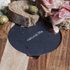 Natural Life NLAS001 Acacia Lazy Susan with Slate Plate - 35cm: Image 2