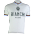 Bianchi Men's Pride Short Sleeve Jersey - White: Image 1