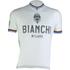 Bianchi Men's Pride Short Sleeve Jersey - White: Image 1