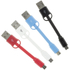 Kit USB to Micro USB Keyring Data & Charge Cable - White: Image 5
