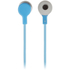 KitSound Entry Mini Earphones With In-Line Mic  - Blue: Image 2