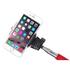 Kitvision Basic Bluetooth Selfie Stick With Phone Holder - Red: Image 3