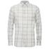 rag & bone Men's Beach Shirt - White/Grey: Image 1