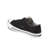 Crosshatch Men's New Halfpipe Canvas Trainers - Black: Image 5