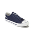 Crosshatch Men's New Halfpipe Canvas Trainers - Navy: Image 4