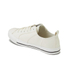 Crosshatch Men's Kashvault Suedette Trainers - White: Image 5
