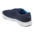 Supra Men's Hammer Run Woven Mesh Trainers - Navy/White: Image 5
