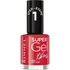 Rimmel Super Gel Nail Polish Duo Kit (2 x 12ml) - Hip Hop: Image 1