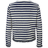 Sonia by Sonia Rykiel Women's Tweed Striped Jacket - Navy/Ecru: Image 2