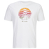 Columbia Men's Mountain Sunset T-Shirt - White: Image 1