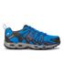 Columbia Men's Ventrailia Outdry Trainers - Hyper Blue/Heat Wave: Image 1