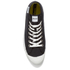 Novesta Men's Star Dribble Trainers - Black: Image 3