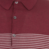 John Smedley Men's Viking Sea Island Cotton Polo Shirt - Russet Red: Image 3