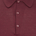 John Smedley Men's Adrian Sea Island Cotton Polo Shirt - Russet Red: Image 3
