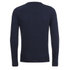 John Smedley Men's Kernick Merino Crew Neck Jumper - Midnight: Image 2