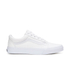 Vans Unisex Old Skool Canvas Trainers - True White: Image 1