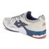 Asics Lifestyle Men's Gel-Lyte V Summer Blues Trainers - Light Grey/Legion Blue: Image 4