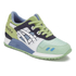 Asics Gel-Lyte III 'Japanese Gardens' Trainers - White: Image 2