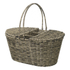 Parlane Rattan Picnic Basket - Brown: Image 1