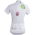 Nalini Women's Pandora Ti Short Sleeve Jersey - White: Image 2
