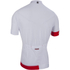 Nalini Curva Ti Short Sleeve Jersey - White/Red: Image 2