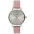 Olivia Burton Women's Midi Dial Watch - Dusty Pink/Silver: Image 1