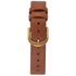 Olivia Burton Women's Big Dial Watch - Tan/Gold: Image 2