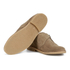 Selected Homme Men's Royce Suede Monk Shoes - Tan: Image 6