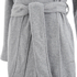 UGG Women's Blanche Dressing Gown - Seal Heather Grey: Image 4