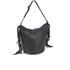 UGG Women's Lea Leather Hobo Bag - Black: Image 2