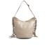 UGG Women's Lea Leather Hobo Bag - Taupe: Image 5