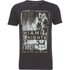 Dissident Men's Miami Nights Graphic Print T-Shirt - Dark Navy: Image 1