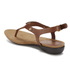 Lauren Ralph Lauren Women's Kally Leather Sandals - Polo Tan: Image 4