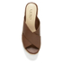 Lauren Ralph Lauren Women's Flatform Sandals - Polo Tan: Image 3