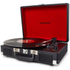 Crosley Cruiser Portable Turntable with Built-In Stereo Speakers - Black: Image 5