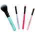 Lottie London Tools on Tour - 4 Piece Mini Brush Set: Image 1